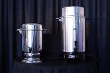 55 & 100 Cup Coffee Makers